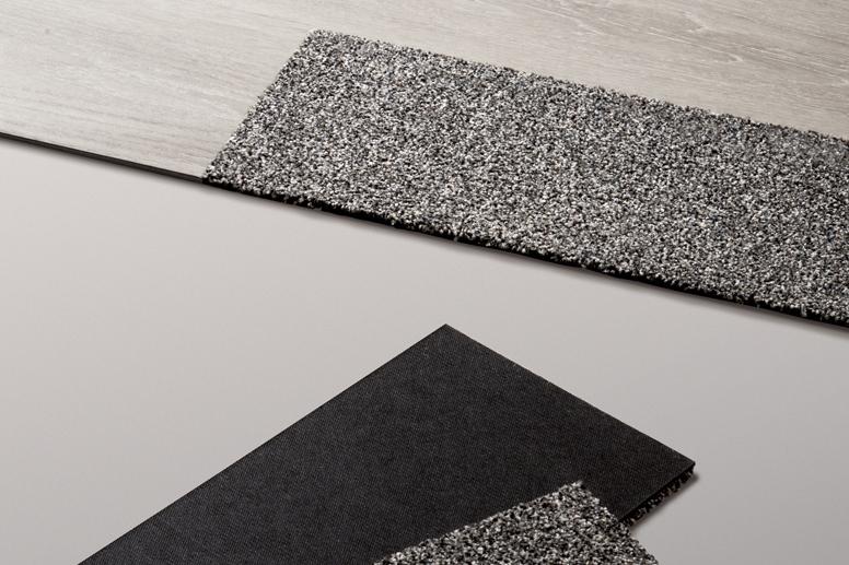 40 vinylboden 6 teppich und 4 sauberlaufplanken ergeben zusammen die lose liegende kollektion. Black Bedroom Furniture Sets. Home Design Ideas