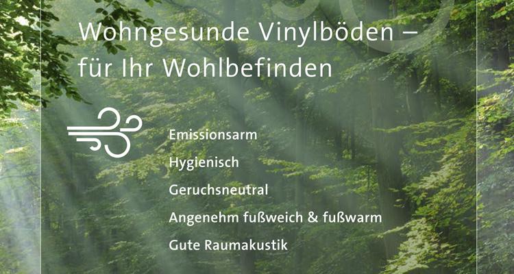 Vinylböden, Designboden, PVC Boden